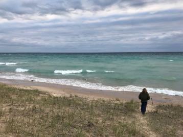 Good Hart Beach - Lake Michigan