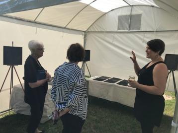 Amanda Hamilton - Community Open House - August 2017