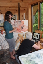 Lindsey Dunnagan - Community Open House August 2014