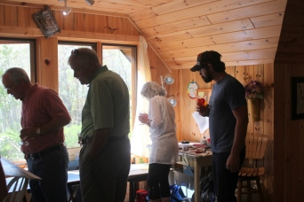 Mike Marks Open House - May 2015