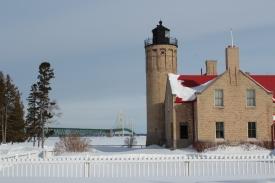 Mackinaw City Lighthouse