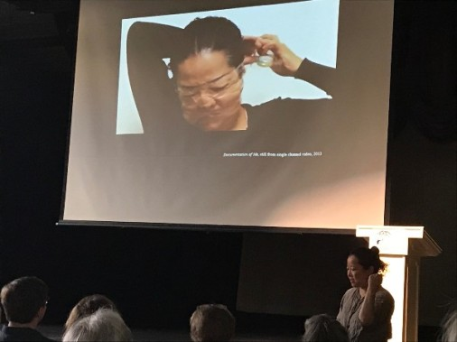 Mami Takahashi - artist talk at CTAC