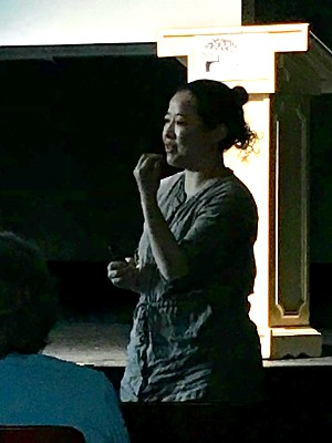 Mami Takahashi - artist talk at CTAC