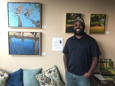 Steven Walker at The Loft Coworking in Harbor Springs