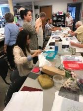 Mami Takahashi Workshop at CTAC