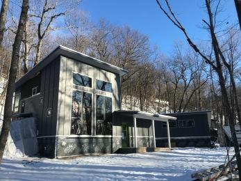 Good Hart Artist Residency - Residence Building