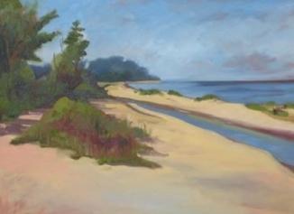 Andrea Novak - landscapes