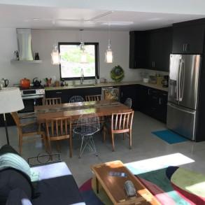 Residency - Kitchen / Living
