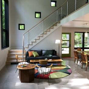 Residency - Living Room