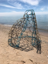 sculpture Elsabe Dixon