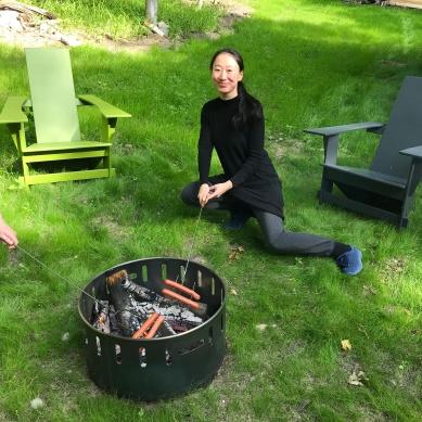 Sizhu Li campfire